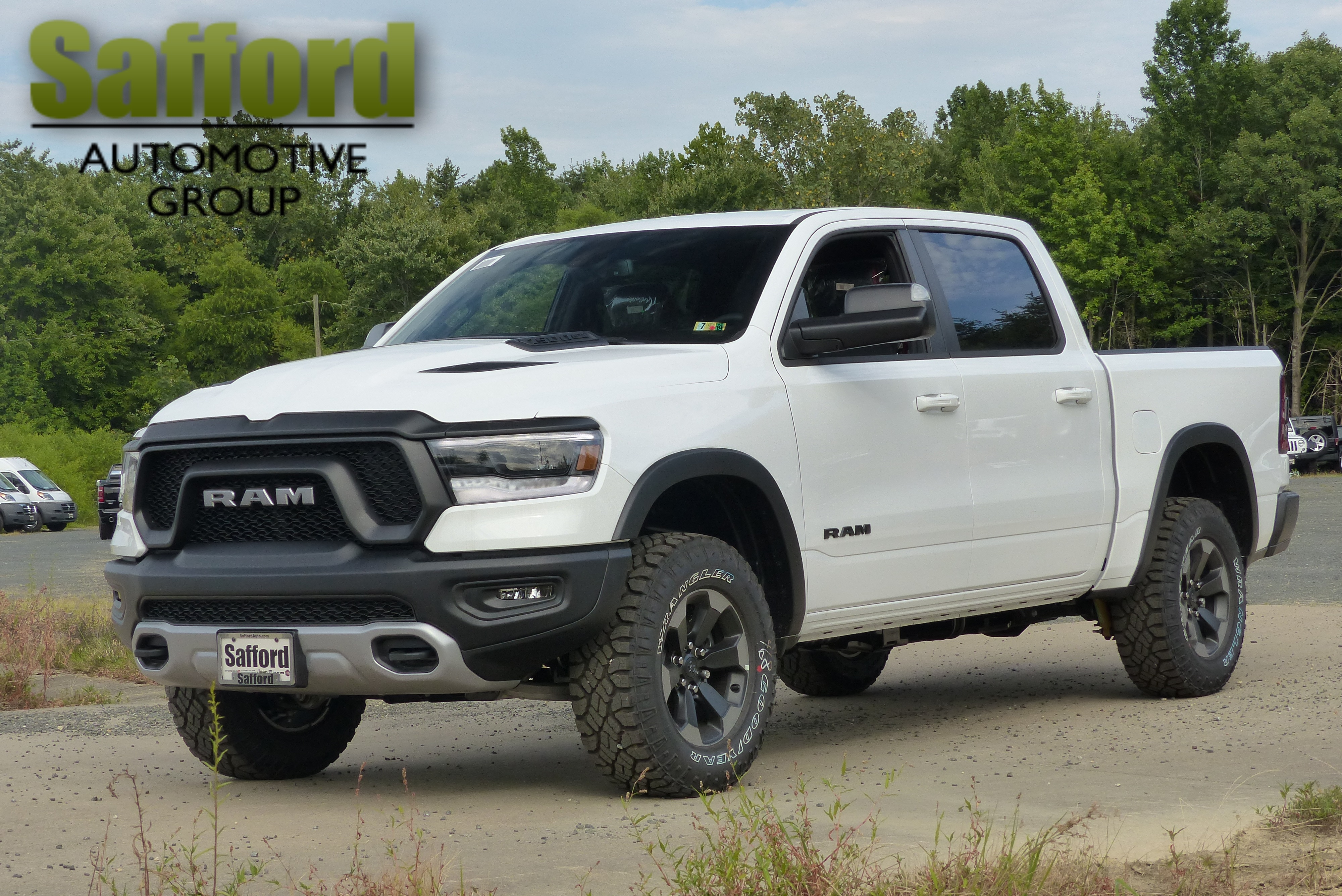 New 2019 Ram All New 1500 Rebel Crew Cab In Fredericksburg Kn541765