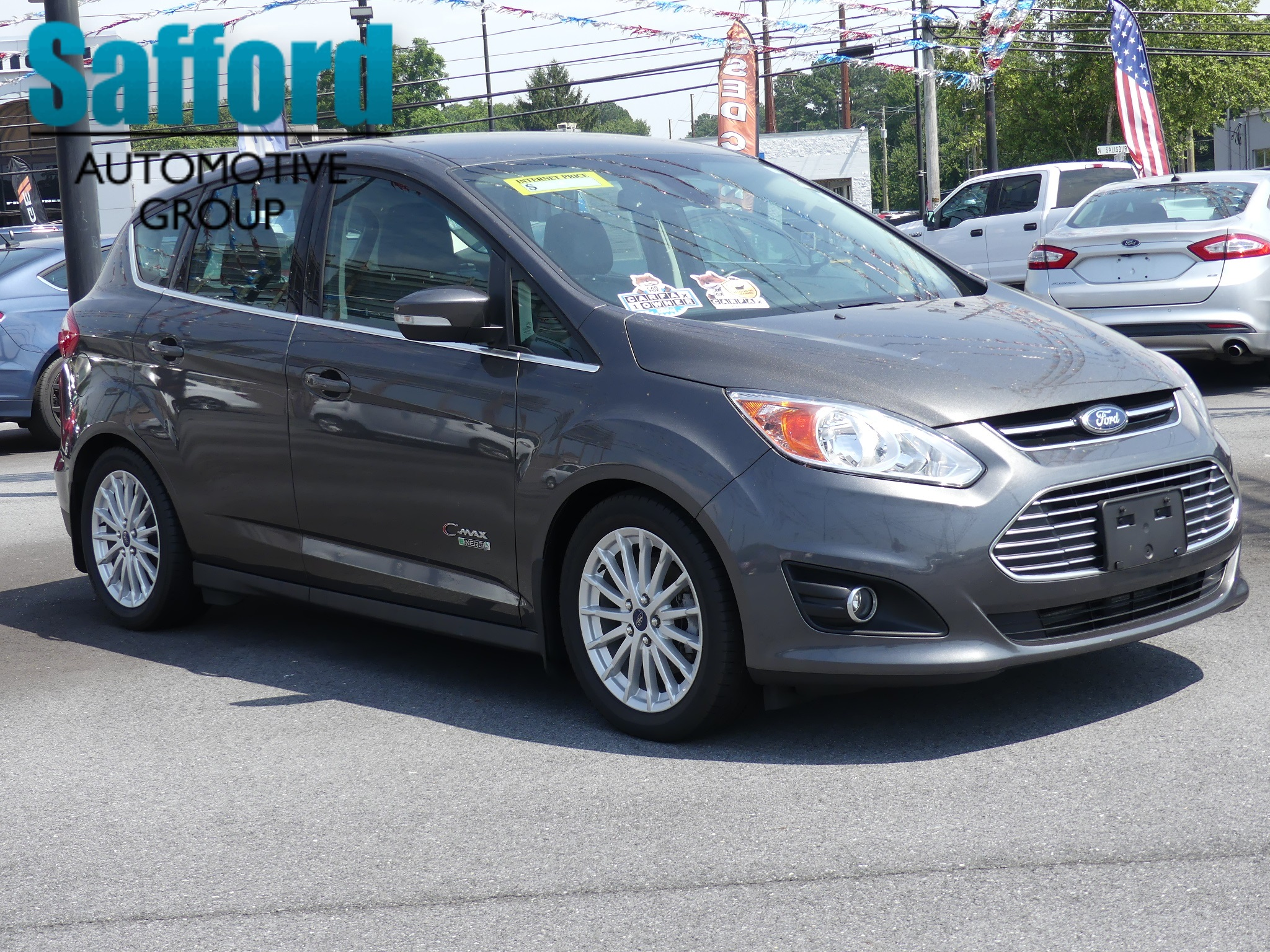 Pre owned 2015 ford c max energi sel