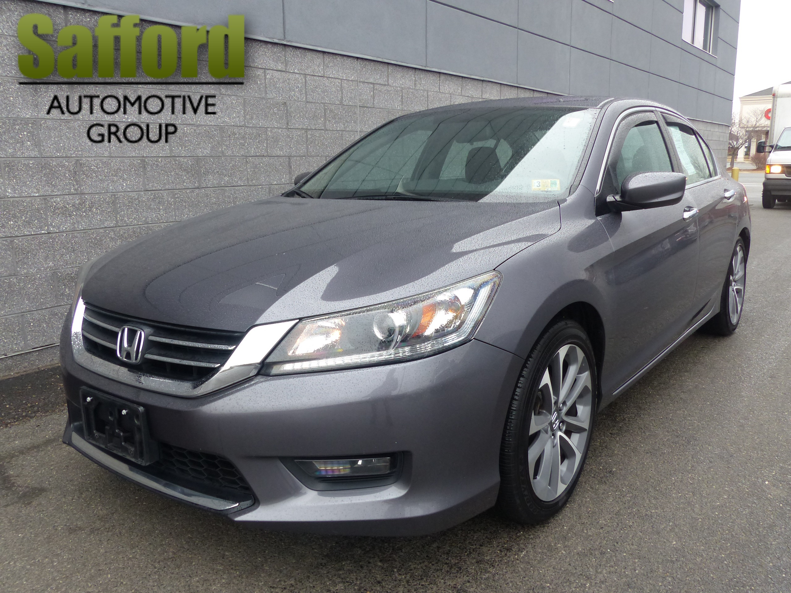 Pre Owned 2014 Honda Accord Sedan Sport
