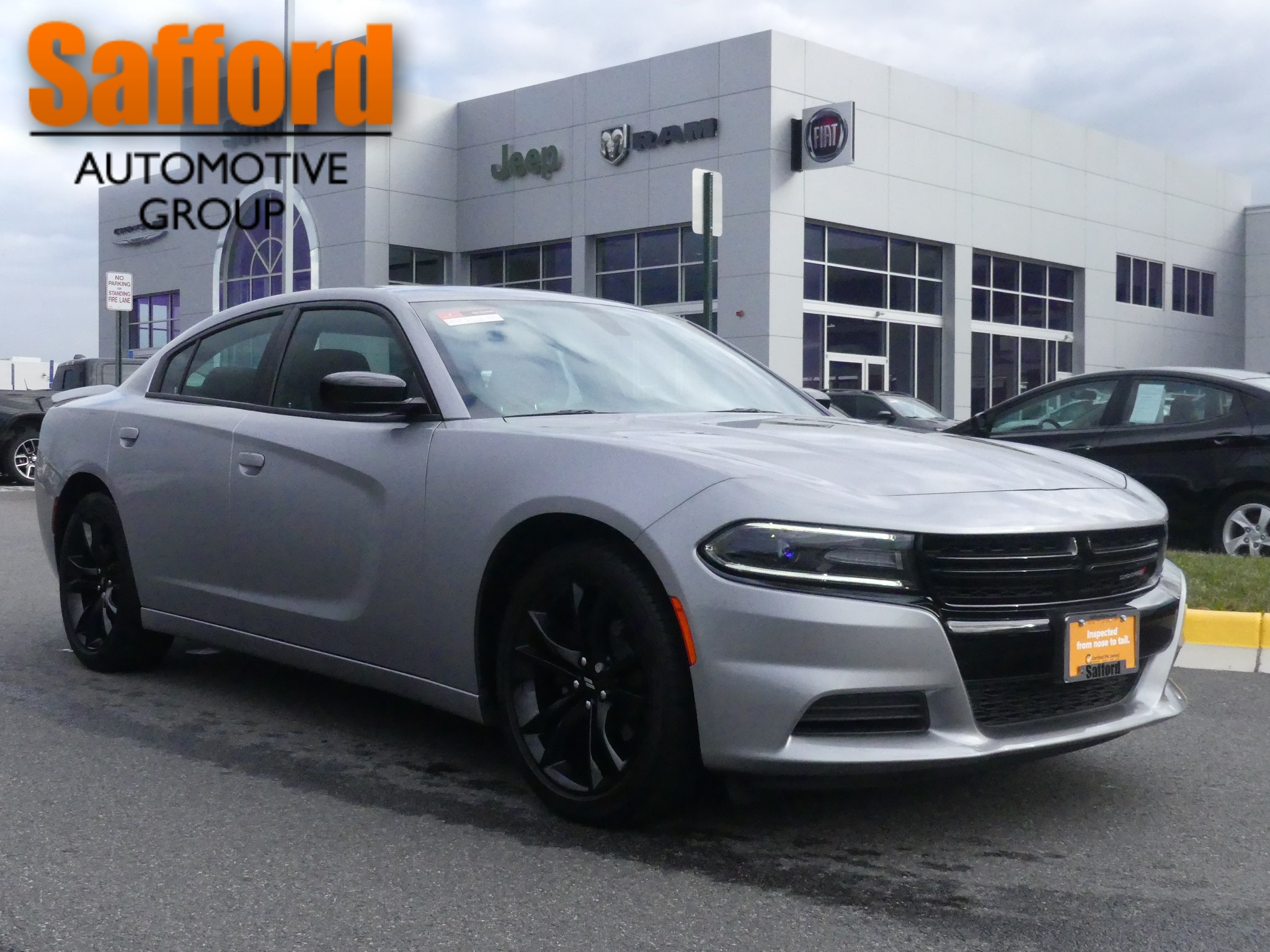 Pre Owned 2017 Dodge Charger Se 4dr Car In Fredericksburg W264814a
