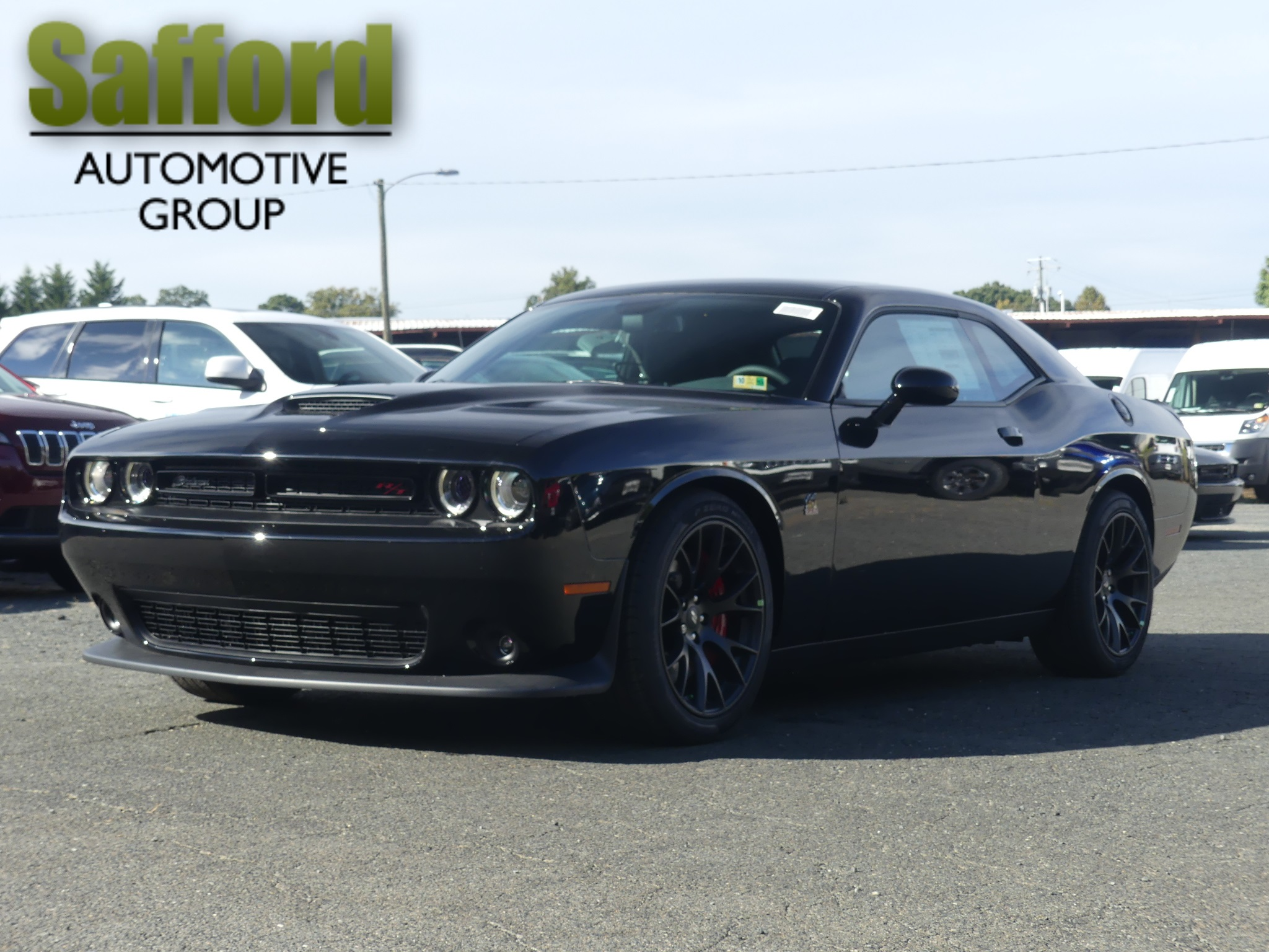 New 2019 Dodge Challenger R T Scat Pack Coupe In Fredericksburg