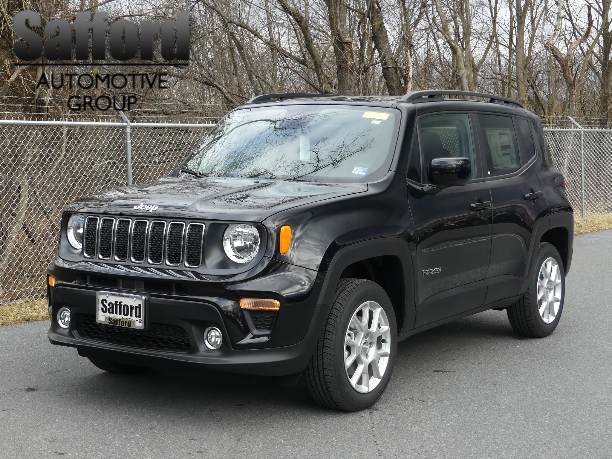 New 2019 Jeep Renegade Laude