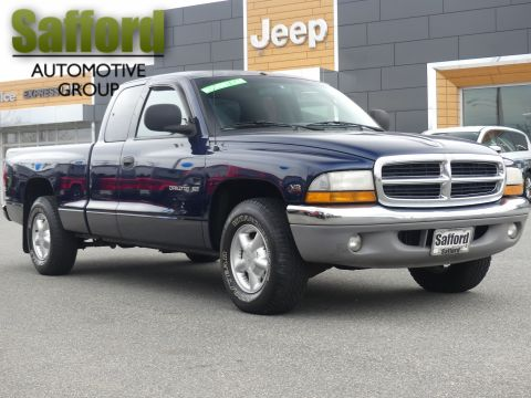 Pre-Owned 2000 Dodge Dakota SLT