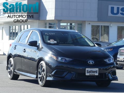 Pre-Owned 2017 Toyota Corolla iM